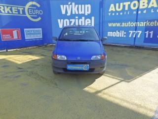 Fiat Punto 1.7 TD Eko Uhrazeno č.2