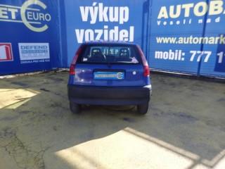 Fiat Punto 1.7 TD Eko Uhrazeno č.4
