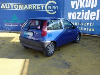 Fiat Punto 1.7 TD Eko Uhrazeno č.6