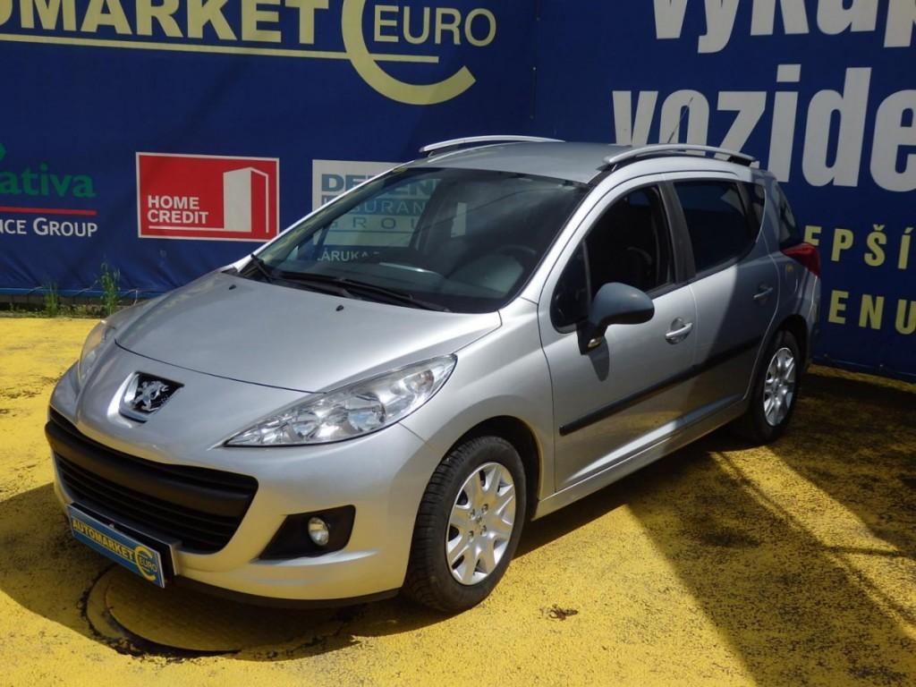 Peugeot 207 1.4i LPG