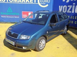 Škoda Fabia 1.2 12V 47KW č.1