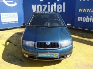 Škoda Fabia 1.2 12V 47KW č.2